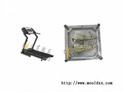 生產加工注塑跑步機模具