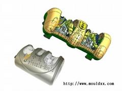 设计生产塑料足疗机模具