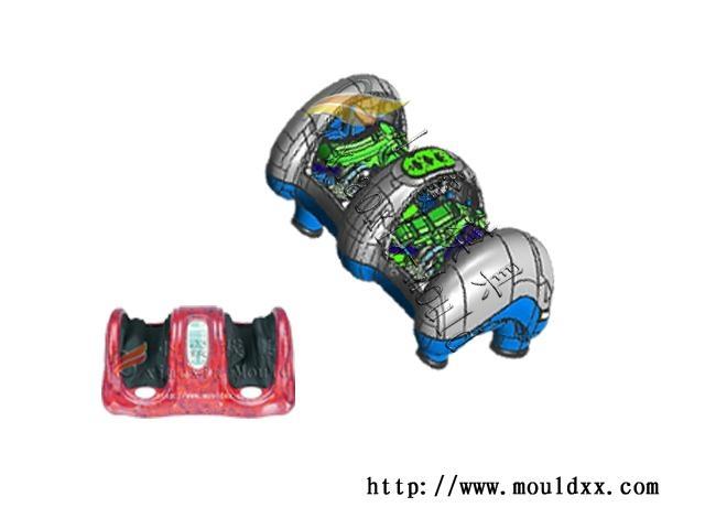 专业制造足疗机模具 3