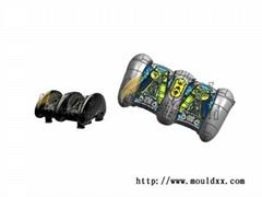 专业制造塑料足疗机模具