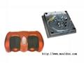 快速制造注塑足疗机模具 2