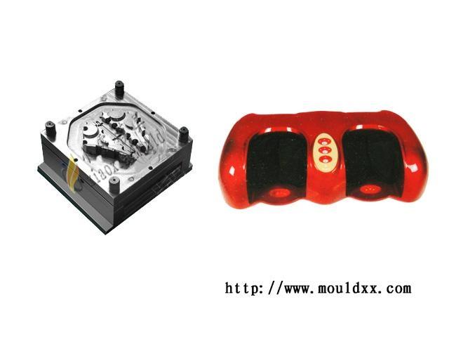 快速制造注塑足疗机模具 3