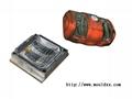快速制造注塑足疗机模具 5