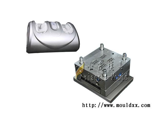 快速设计塑料足疗机模具 1