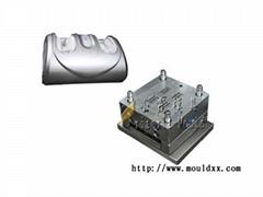 快速设计塑料足疗机模具