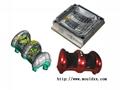 快速设计塑料足疗机模具 4