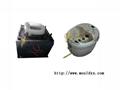塑料足浴盆模具 4