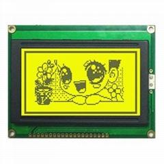 128x64 lcd module (JHD622 Y/YG)