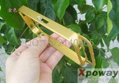 iphon 4铝合金时尚耐磨手机保护壳