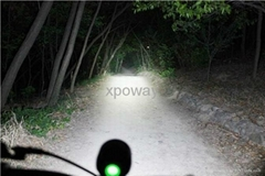 T6頭燈 T6自行車燈
