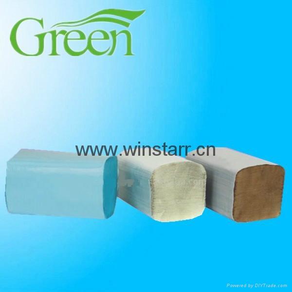 Singlefold paper towels 5