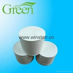 toilet tissue or bathroom tissue