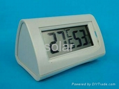 solar thermometer & Hygrometer