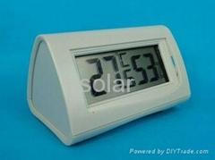 solar thermometer & Hygrometer
