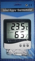 Large LCD Digital indoor and ourdoor thermometer & Hygrometer with CE approval 5