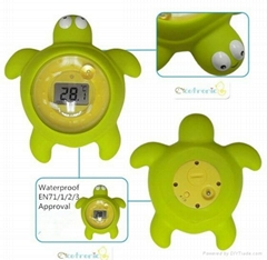 EN71 approval Digital baby bath thermometer