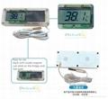 Solar Digital fridge thermometer  3