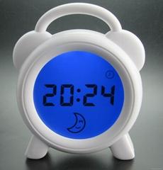 sleep well trainer colcok; baby sleep wake up clock