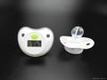 waterproof digital baby pacifier  thermometer 5