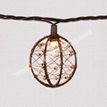 Party String Lights-Decorative Beaded