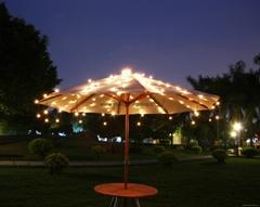 Umbrella Lights-UL Listed 150 Light shooting star