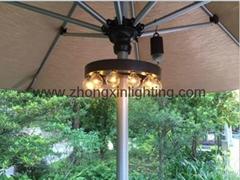 Umbrella Lights-10 inch Battery operated G40 LED Umbrella Light