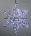 Christmas Decoration Light-SMD snowflake