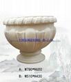 砂岩花盆 1