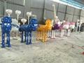 肖恩羊雕塑 2