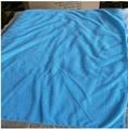 Double-sided velvet towel