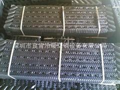 菱电透明PVC淋水胶片