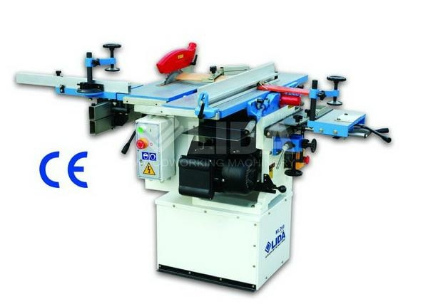 Combined universal woodworking machinery 2