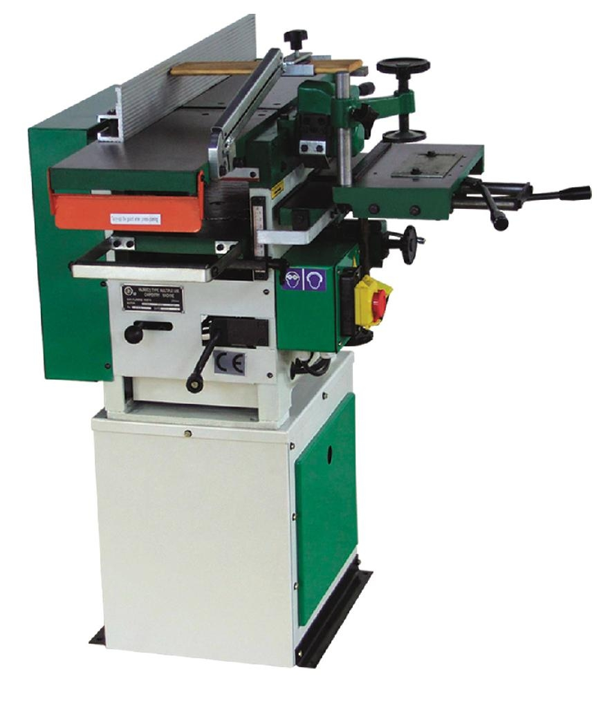Combined universal woodworking machinery 4
