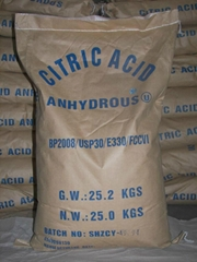 Citric acid ,CAS NO.77-9