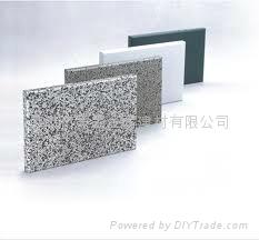 供應仿木紋鋁單板