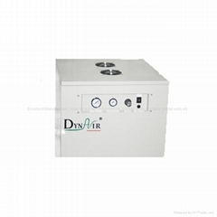 Quite Oilless compressor with silent cabinet(DA5001CS)