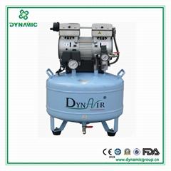 Dynair Portable Silent Oil Free Air