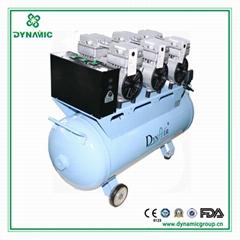 Silent Air Compressor, Portable Air