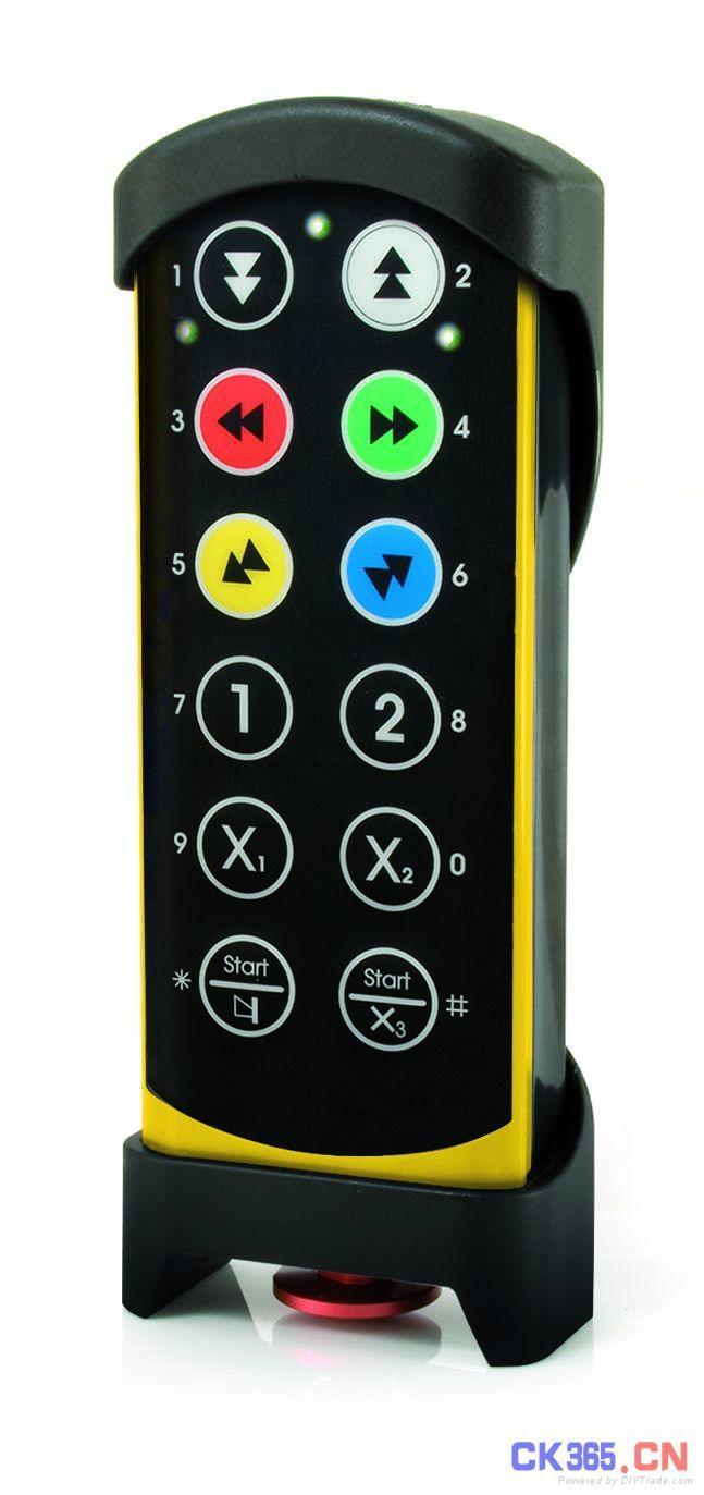 瑞典Tele Radio泰瑞工業遙控器 1