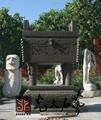 石雕寺廟香爐 5