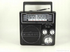MK828 multi-functional full band radio
