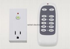 多功能多合一遥控插座遥控开关,RCS-1-1-K21