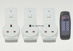 Smart Switch Socket set Wall Remote Control (RCS-K09)