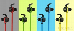 Bluetooth earbud headphones