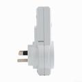 Smart Switch Socket set Wall Remote Control AU Plug,K09-1+1 3