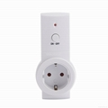 Wall switch and socket Remote Control Socket ,K09-1+1, for EU 2