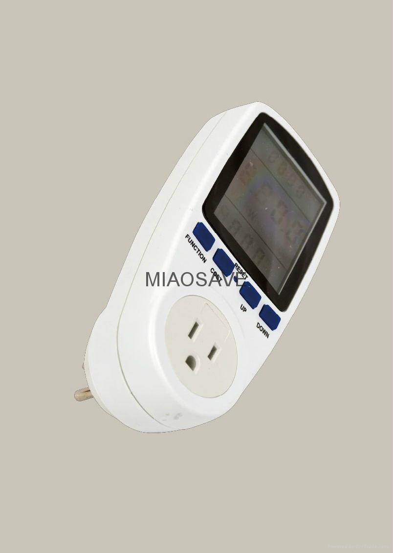 美國制式插頭的電能表的插座,PM-2 5