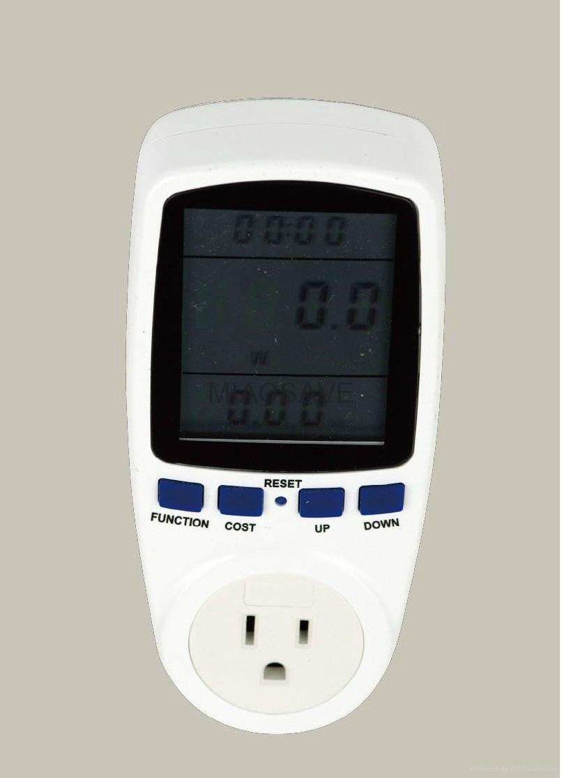 美國制式插頭的電能表的插座,PM-2 3