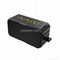 F5 IP65 waterproof Bluetooth speaker with power bank function