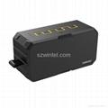 F5 IP65 waterproof Bluetooth speaker with power bank function 2